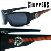 Óculos Choppers Orange - Modelo NOVO